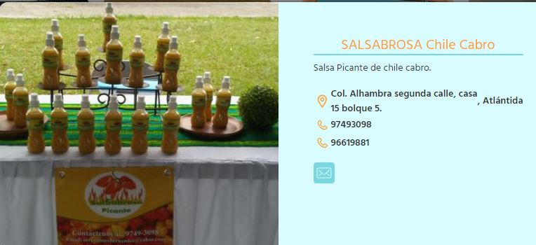 Salsabrosa Chile Cabro