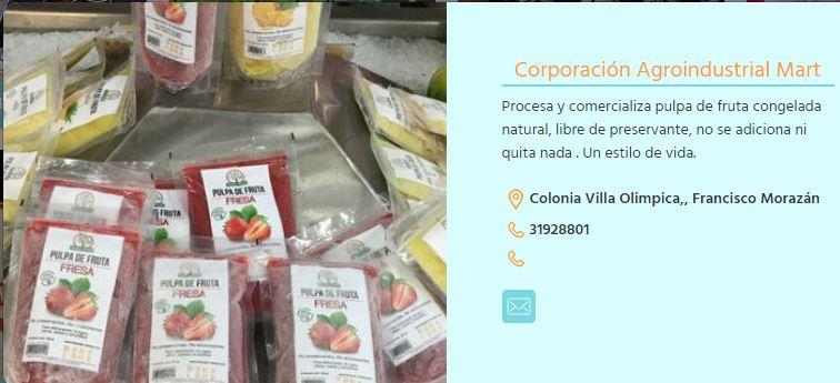 Corporación Agroindustrial Mart