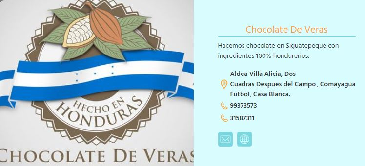 Chocolate de Veras